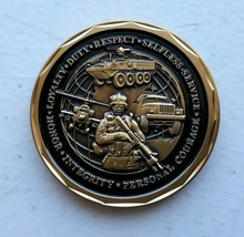 """U.S. Army PATRIOTIC- """"Army Values Coin"""" - Great GIFT- AMERICAN- Coin - $19.79"""