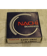 Nachi Bearings 6205-2NSE  - $6.00