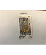 Italy Folklore mnh 1986  stamps - $1.20