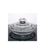 "lid 2.4 gallon beverage dispenser lid glass max diameter 5 1/2"" interior... - $22.72"