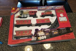 NEW VTG Toy State CLASSIC EXPRESS HEARTLAND TRAIN LOCOMOTIVE ENGINE 1994... - $74.24