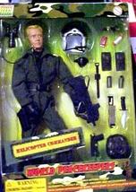 World Peacekeerers Power Team Elite - Helicopter Commander - $24.95