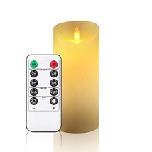 OSHINE flameless candles, flameless candlestick, flameless battery candl... - $10.82