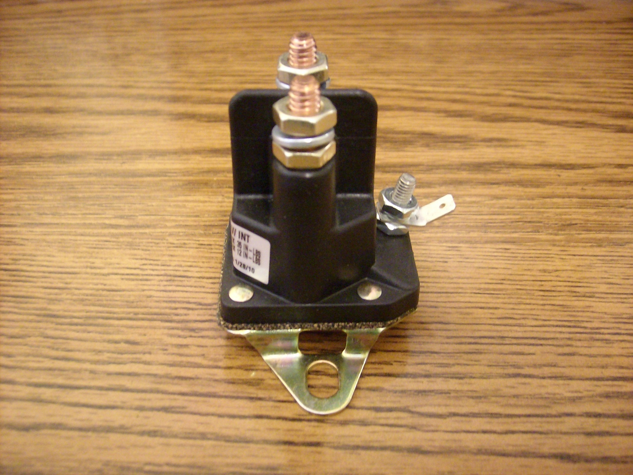 Dixon and Murray lawn mower starter solenoid  4008, 24285, 1002004MA, 424285