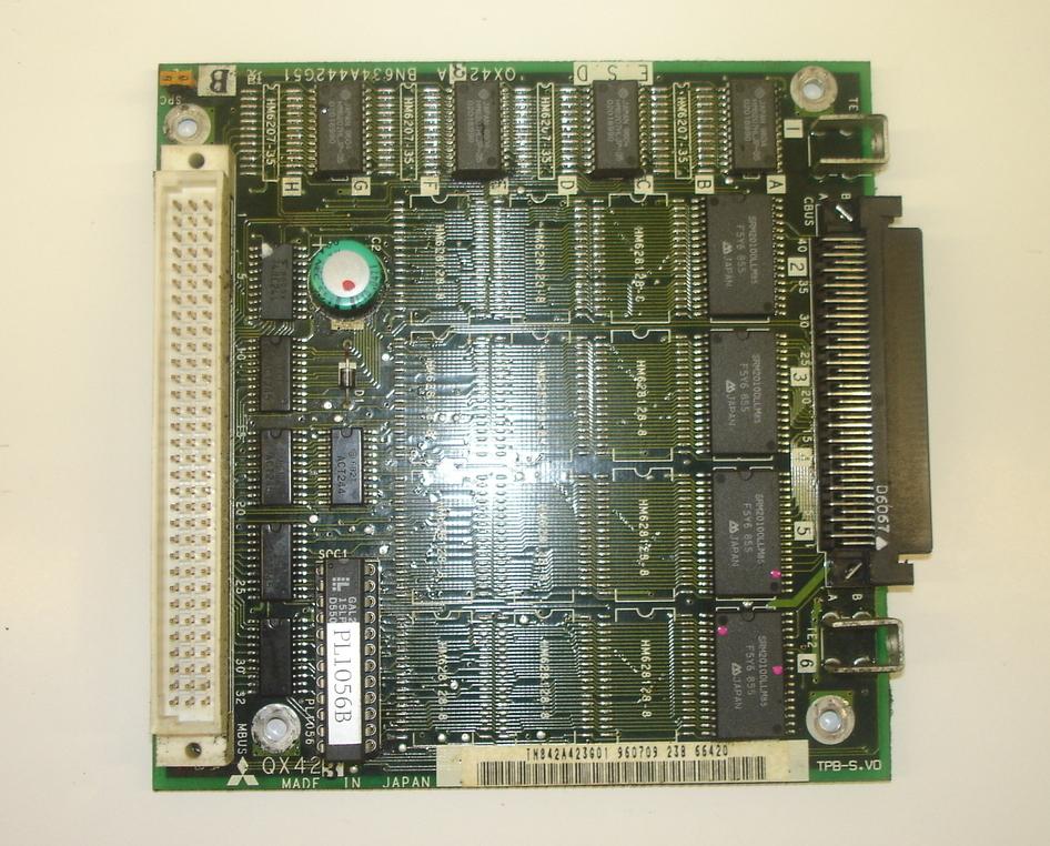 Mitsubishi Memory Card QX423A