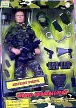 Military Police World Peacekeepers by Power Team Elite - $24.95
