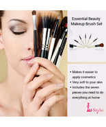 Cosmetic Beauty Brushes for Makeup - 7 Brush Set - $14.99