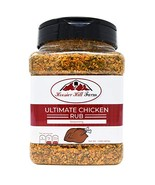 Hoosier Hill Farm Ultimate Chicken Rub 1.25lb Jar - $20.02