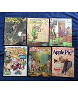 5 vintage Sex to Sexty magazines #50 58 60 61 70 & 1 Apple Pie adult mag... - $31.14