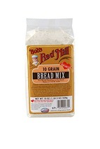 Bob's Red Mill 10 Grain Bread Mix, 19-ounce Pack of 4
