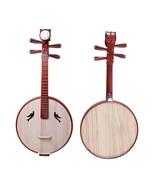 Performer's Hardwood Zhongruan - Chinese Ruan Lute - $280.00
