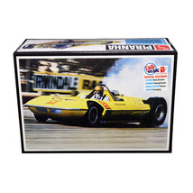 Skill 2 Model Kit Piranha Rear Engine Funny Car Dragster 1/25 Scale Mode... - $35.47
