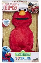 sesame street elmo plush toy - $34.95