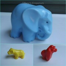 1984 Vintage Fisher Price We Play Family Zoo Animals #916 You Choose - $5.71+