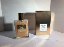 Tom Ford Soleil Blanc Shimmering Body Oil 3.4 fl.oz new In Box - $140.00