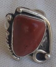 Natural blood stone ring mt806 thumb200