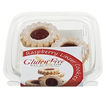 Gluten Free Palace Linzer Cookies With Raspberry Jam, 2 Oz Pack [3 Pack]... - $11.87