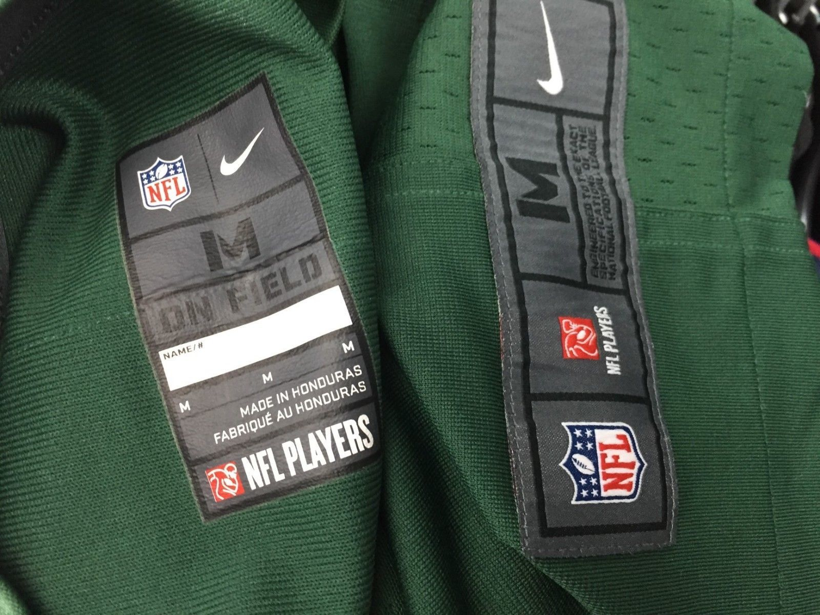 Trikot New York Jets (M)#6 Mark Sanchez NFL Shirt Jersey Nike