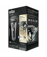 Braun Series 9 9290CC Wet & Dry Foil Shaver W/ Cleaning Station Charge NEW - $351.34