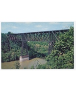 c1970 - High Bridge across the Kentucky River - Unused - $4.99