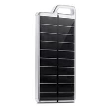10000mAh Thin Solar Power Bank External Battery Portable Charger For Sma... - $56.04