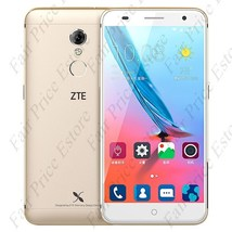 "Zte Xiaoxian 4 MTK6753 Octa-core 5.2"" Fhd Android 6.0 4G Phone 13MP Cam(Gold) - $210.99"