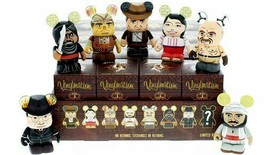 "Indiana Jones Series ONE UNOPENED Mystery Box Disney Vinylmation 3"" inch... - $16.29"