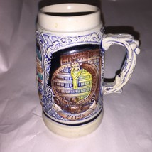 Perkeo Heidelberg Fass German Beer Stein Mug  Made In Western Germany   dk4 - $9.50