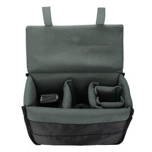 Insert Padded Camera Bag DSLR Inner Folding Divider Partition Protect Case - $16.49