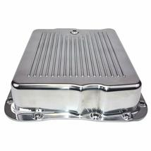 GM Turbo-Hydramatic 4L60 4L65E 4L70E Aluminum Transmission Pan w/ Gasket & Bolts image 5