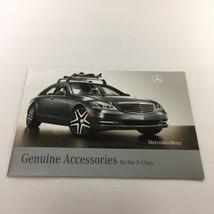 2009 Mercedes-Benz S-Class Accessories Dealership Car Auto Brochure Catalog - $11.35