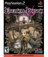 Eternal Poison Playstation 2 PS2  Disk Only - $56.54