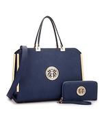 Women Handbag Laptop Briefcase Satchel Purse Work Tote Top Handle Should... - $38.66