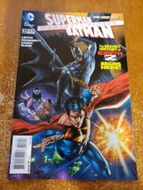 Worlds Finest # 27 December 2014 DC Comics - $9.64