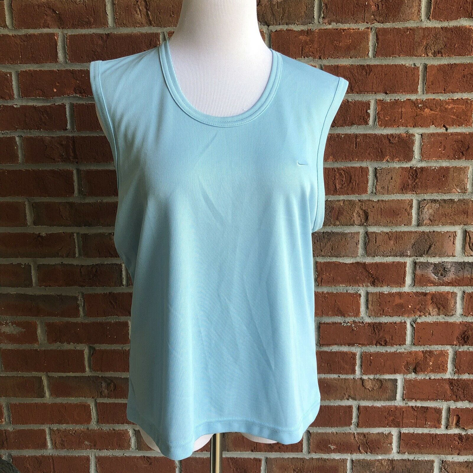 Primary image for Nike Dri-Fit Knit Tank Top - Size XL (16-18) see measurements