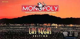 Las Vegas Edition Monopoly Game by USAOPOLY (NIB) - $29.65