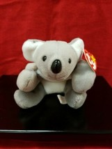 TY Beanie Baby MEL Koala Bear Retired 1996 PE Pellets Plush w/Swing Tag  - $9.85