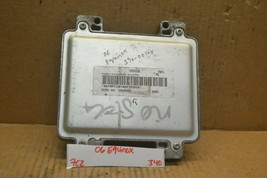 2006 Chevrolet Malibu Engine Control Unit ECU 12600928 Module 340-7c2 - $9.99