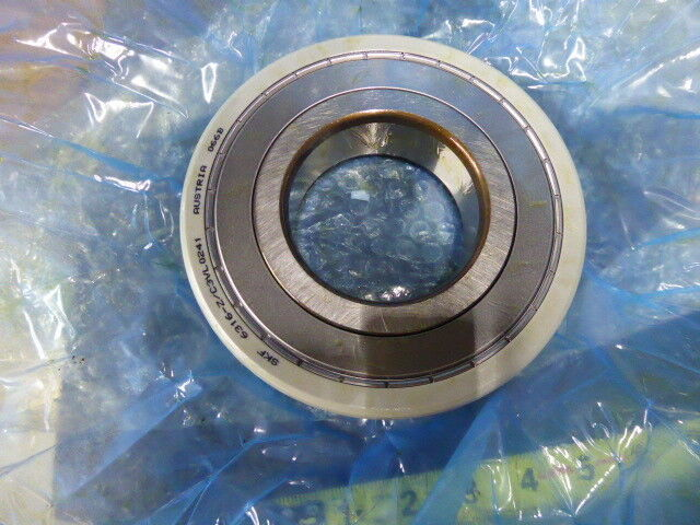 SKF 6316 M/C3VL0241 Radial/Deep Groove Ball Bearing Round Bore New