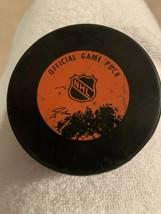 Los Angeles Kings La 75 Seasons Ziegler Nhl Official Game Puck Hockey - $14.95