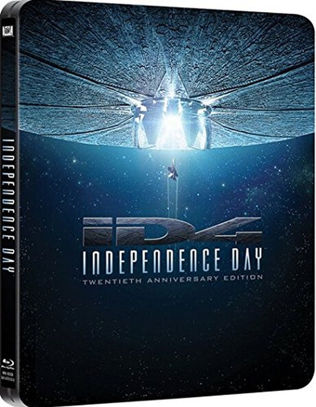 Independence Day 20th Anniversary Edition Steelbook [Blu-ray]