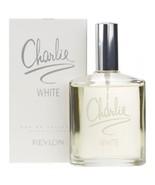 REVLON* 100 mL Bottle CHARLIE WHITE Spray EAU DE TOILETTE  Fragrance WOM... - $29.99