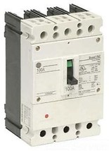 FBV36TE035RV Molded Case Circuit Breaker - 3 Pole 35 Amp 600Y347 - $454.49