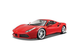 Ferrari 488 GTB Diecast Model Car 18-36904 - $28.54