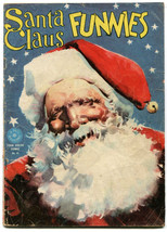 Santa Claus 91 GDVG 3.0 Dell Four Color 1945 Walt Kelly - $33.66