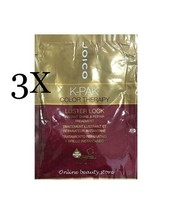 joico k-pak color therapy luster lock Spray 0.68 oz, 3 Packets - $6.99