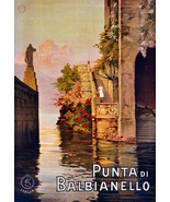 """11x14""""Poster on Canvas.Home Room Interior design.Travel Italy.Balbianell... - $28.05"""