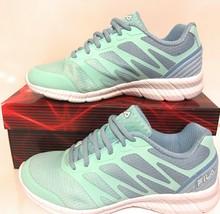 FILA™ Speedstride 3.5 Big Girls' Sneakers Size 6 Mint, Aqua, White - $49.49