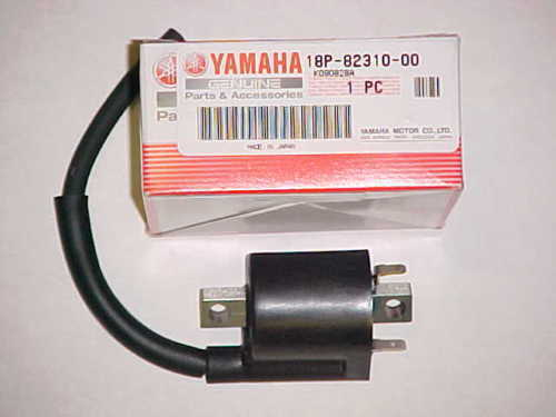 Primary image for Ignition Coil OEM Yamaha YFZ450R YFZ450X YFZ450 YFZ 450R 450X 450 R X 09-18