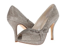 Caparros Odessa (Champagne Sparkle 1) High Heels. Size 8.5 M US - $59.39